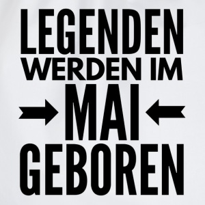 Legenden Mai T-Shirts - Turnbeutel