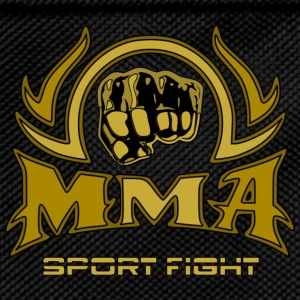 Sweat-shirt noir free fight MMA Sport fight - Sac à dos Enfant