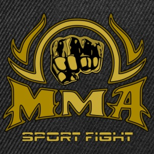 T-shirt femme free fight MMA Sport fight - Casquette snapback