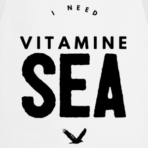 I NEED VITAMINE SEA T-shirts - Forklæde