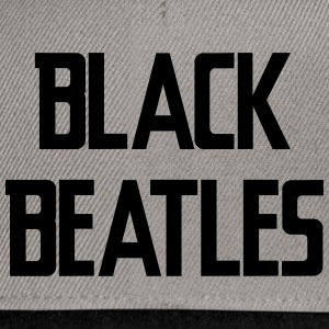 Black Beatles Hoodies & Sweatshirts - Snapback Cap
