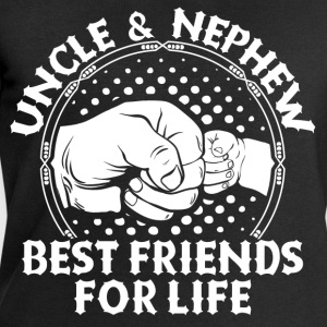 Uncle And Nephew Best Friends For Life T-Shirts - Men's Sweatshirt by Stanley & Stella