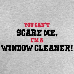 window cleaner cant scare me - Men's Sweatshirt by Stanley & Stella