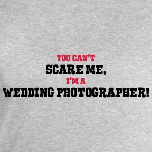 wedding photographer cant scare me - Men's Sweatshirt by Stanley & Stella