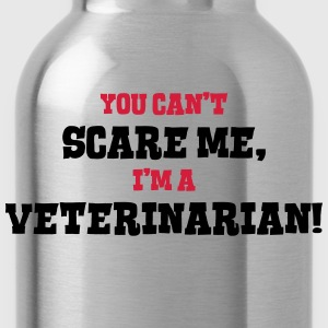 veterinarian cant scare me - Water Bottle