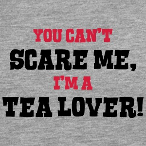 tea lover cant scare me - Men's Premium Longsleeve Shirt