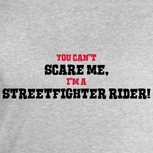 streetfighter rider cant scare me - Men's Sweatshirt by Stanley & Stella