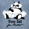 Too fat for Ballet T-Shirts - Männer Vintage T-Shirt