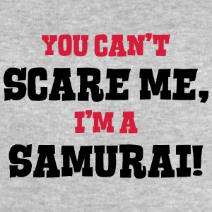 samurai cant scare me - Men's Sweatshirt by Stanley & Stella