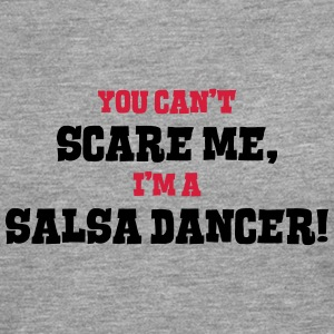 salsa dancer cant scare me - Men's Premium Longsleeve Shirt