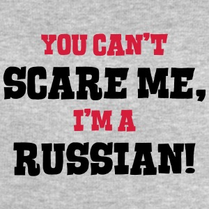 russian cant scare me - Men's Sweatshirt by Stanley & Stella