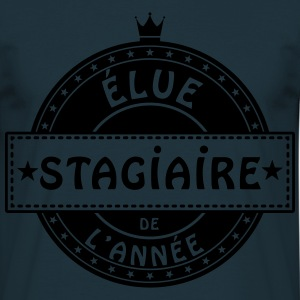 elue stagiaire Tabliers - T-shirt Homme