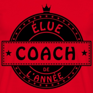 elue coach Tabliers - T-shirt Homme