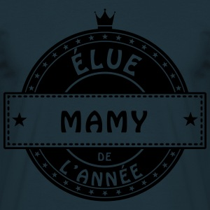 elue mamy Tabliers - T-shirt Homme