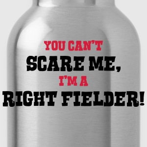 right fielder cant scare me - Water Bottle