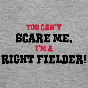 right fielder cant scare me - Men's Premium Longsleeve Shirt