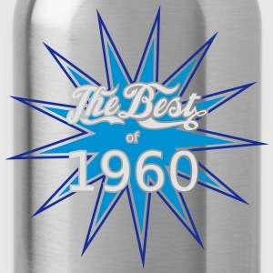 Best of 1960 T-Shirts - Trinkflasche