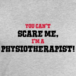 physiotherapist cant scare me - Men's Sweatshirt by Stanley & Stella