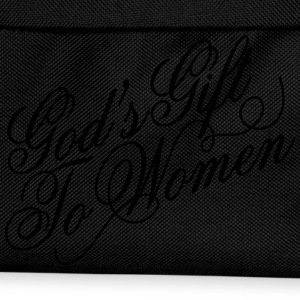Gods gift to women 2 T-Shirts - Kids' Backpack
