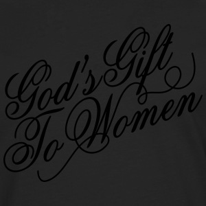 Gods gift to women 2 T-Shirts - Men's Premium Longsleeve Shirt