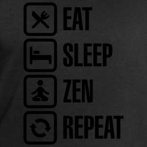 Eat -  sleep - zen - repeat T-Shirts - Männer Sweatshirt von Stanley & Stella