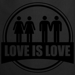 Love is love - Gay Pride - Esiliina