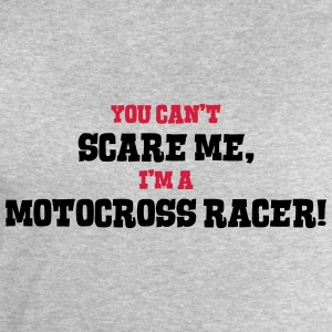 motocross racer cant scare me - Men's Sweatshirt by Stanley & Stella
