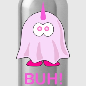 UNICORN GHOST T-Shirts - Trinkflasche