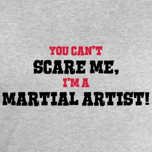 martial artist cant scare me - Men's Sweatshirt by Stanley & Stella