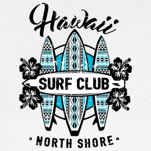 AD Surf Hawaii T-Shirts - Baseballkappe