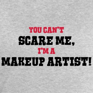 makeup artist cant scare me - Men's Sweatshirt by Stanley & Stella