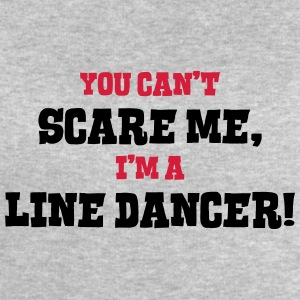 line dancer cant scare me - Men's Sweatshirt by Stanley & Stella