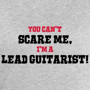 lead guitarist cant scare me - Men's Sweatshirt by Stanley & Stella
