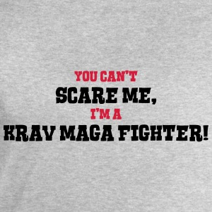krav maga fighter cant scare me - Men's Sweatshirt by Stanley & Stella