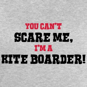 kite boarder cant scare me - Men's Sweatshirt by Stanley & Stella