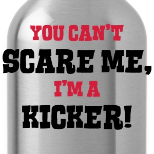 kicker cant scare me - Water Bottle