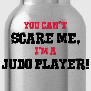 judo player cant scare me - Water Bottle