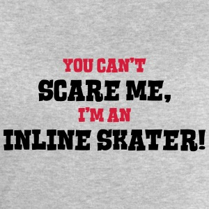 inline skater cant scare me - Men's Sweatshirt by Stanley & Stella