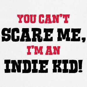 indie kid cant scare me - Cooking Apron