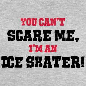 ice skater cant scare me - Men's Sweatshirt by Stanley & Stella