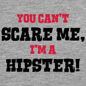 hipster cant scare me - Men's Premium Longsleeve Shirt