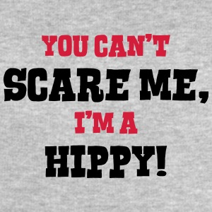 hippy cant scare me - Men's Sweatshirt by Stanley & Stella