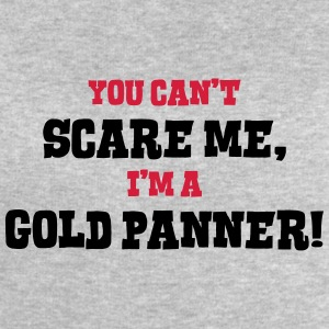 gold panner cant scare me - Men's Sweatshirt by Stanley & Stella