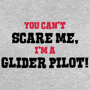 glider pilot cant scare me - Men's Sweatshirt by Stanley & Stella