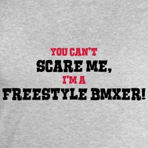 freestyle bmxer cant scare me - Men's Sweatshirt by Stanley & Stella