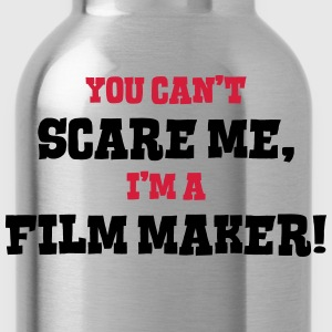 film maker cant scare me - Water Bottle