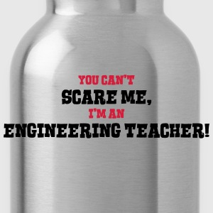 engineering teacher cant scare me - Water Bottle