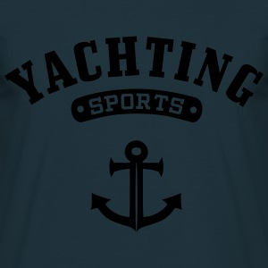 Yachting Sports Pullover & Hoodies - Männer T-Shirt