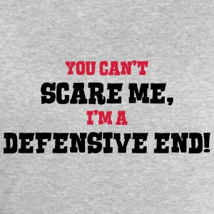defensive end cant scare me - Men's Sweatshirt by Stanley & Stella