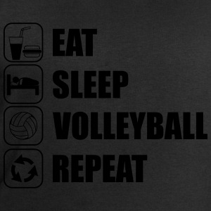 Eat sleep,play,volleyball repeat Volley T-shirt  - Männer Sweatshirt von Stanley & Stella